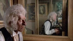 Shanks (1974): Marcel Marceau as dead Old Walker, Malcolm's puppet.