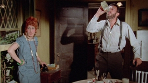 "Shanks (1974): ""Will you stop screaming, Barton! And don't drink like a pig…goddamnit."" Mrs. and Mr. Barton (Tsilla Chelton and Philippe Clay)."