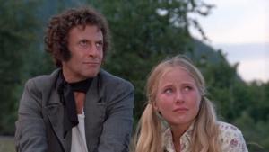 Marcel Marceau and Cindy Eilbacher in Shanks (1974).