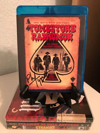 Tombstone Rashomon Blu-ray (front)